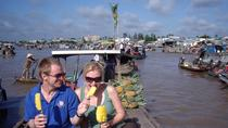 Mekong Delta full day:CaiBe floating market and local food adventure-Small Group, Ho Chi Minh City,...