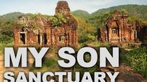 My Son Ancient Temples full day tour from HoiAn with boat trip, Hoi An, Full-day Tours