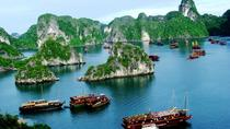 Overnight Halong Bay Cruise with Hanoi Hotel Pickup, Hanoi, Multi-day Cruises