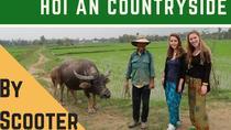 Real Hoi An Countryside Adventure with Scooter - Full day tour, Hoi An, 4WD, ATV & Off-Road Tours
