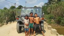 Waterfall & Ethnic Village by Jeep 4x4, Nha Trang, 4WD, ATV & Off-Road Tours