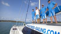 2-Day Overnight CABIN Charter Skippered and Crewed Catamaran, サムイ島