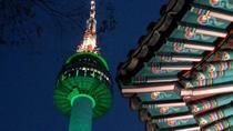 Half-Day Tour of Seoul Including Namdaemun Market, Namsan Mountain and Myeongdong Street, Seoul,...