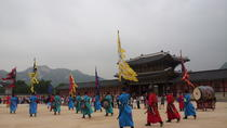 Half-day Walking Tour: Gyeongbokgung Palace and Bukchon Hanok Village, Seoul, Walking Tours