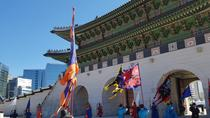 Half-day Walking Tour: Gyeongbokgung Palace and Bukchon Hanok Village, Seoul, City Tours