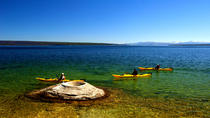 Kayak Day Paddle on Yellowstone Lake, Yellowstone nationalpark