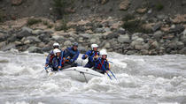3-4 hr Kennicott Glacier Lake River Raft, McCarthy, White Water Rafting & Float Trips