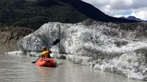 Kennicott Glacial Lake Inflatable Kayak Tour, McCarthy, Kayaking & Canoeing
