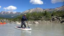 Kennicott Glacial Lake Stand Up Paddle Board Tour, McCarthy, Stand Up Paddleboarding