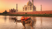 1-Day Private Tour of Agra and Jaipur from Delhi by Car, New Delhi, Private Day Trips