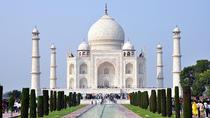 5-Day Private Golden Triangle Tour Delhi Taj Mahal Agra Jaipur from Delhi, New Delhi, Multi-day...