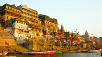 6-Day Private Delhi-Agra Tajmahal-Jaipur-Varanasi Ganges Tour from New Delhi, New Delhi, Multi-day ...
