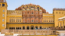 Full-Day Private Guided Tour of Jaipur City, Jaipur, null