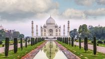 Full-Day Private Taj Mahal and Agra City Tour, アグラ