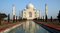 Private Day-Trip: Taj Mahal Mathura and Vrindavan from Delhi, New Delhi, Private Day Trips