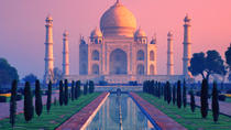 Sunrise Taj Mahal Agra Private City Tour, Agra