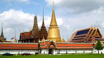 Damnern Saduak Floating Market, Grand Palace and Wat Phra Keo Tour from Bangkok