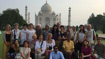 5-Days Private Golden Triangle Tour from Delhi, New Delhi