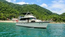 Florero, Hatteras 58' Luxury Yacht, Bucerias, Day Cruises