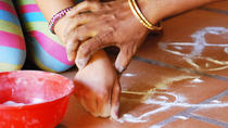 Traditional Kolam Class in Pondicherry, Pondicherry, Cultural Tours