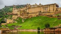 Private Jaipur Sightseeing Tour Including Entrance Fees, Jaipur, Night Tours