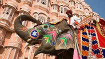 Private Jaipur Sightseeing Tour with Entrance Fees and Elephant Ride, Jaipur, Private Day Trips