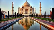 2 Days Taj Mahal- Agra Fort- Fatehpur Sikri Tour, Jaipur, Multi-day Tours