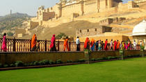 Fully Guided Jaipur City Tour With Traditional Dinner With an Indian Family, Jaipur, Private...