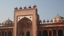 Private Day Trip to Fatehpur Sikri And Abhaneri Stepwells From Agra To Jaipur, Agra