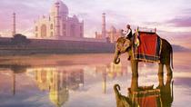 Private Taj Mahal Agra Fort Baby Taj With Abhaneri Step Wells Tour From Jaipur, Jaipur, Day Trips