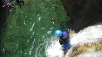 4 Hour Canyoning in the island of Corsica : The Canyon of Verghellu, Corte, Kayaking & Canoeing