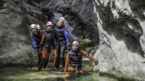 4-stündige Canyoning-Tour in Korsika auf dem Richiusa Canyon, Ajaccio, Kayaking & Canoeing