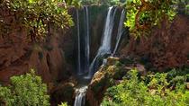 Excursion d'une journée aux cascades d'Ouzoud au départ de Marrakech, Marrakech, Day Trips