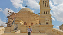 Half-Day Private Tour of Coptic Cairo Including Saint Simon Church in Moqqatam, Cairo, Private ...