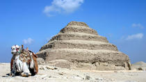 Private Day Tour to Giza and Saqqara with Guide, Cairo, Private Sightseeing Tours