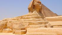 Private Guided Day Tour in Giza Saqqara and the Egyptian Museum Including a Camel Ride from Cairo, ...