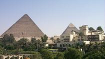 Private Guided Day Tour to Giza Pyramids and Saqqara from the Mena House Hotel in Giza, Cairo, ...