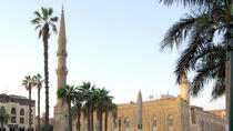Private Guided Day Tour to the Giza Pyramids, Egyptian Museum and Al-Hussein Mosque from Cairo, ...