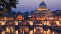 Rome by Night with Pizza and Gelato, Rome, Walking Tours