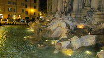 Rome by Night with Pizza and Gelato