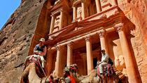 Private Tour from Aqaba Eilat border : 3 Days 2 Nights to Petra - Wadi rum - A tour into a...