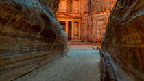 Private Tour: Petra Day Trip with Lunch from Ma'in Hot Springs, Amman, Day Trips