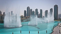 Burj Khalifa Tours and Musical Fountains From Dubai, Dubai, City Tours