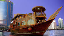 Dhow Cruise Deluxe, Dubai, Dinner Cruises