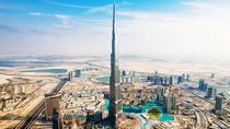 Dubai Tour Including Entrance to Burj Khalifa 124th Floor from Abu Dhabi, Abu Dhabi, Day Trips