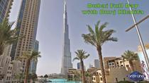 Dubai Tour Including Entrance to Burj Khalifa 124th Floor from Abu Dhabi, Abu Dhabi, Attraction...
