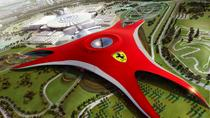 Ferrari World (billet uniquement), Abou Dhabi