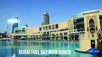 Full-Day Dubai Sightseeing Tour with Lunch at the Musical Fountains, Dubai, Night Tours