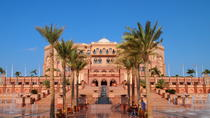 High Tea Experience At Emirates Palace From Abu Dhabi, Abu Dhabi, Private Sightseeing Tours