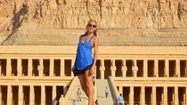 Discover Luxor west bank ( King's Valley, Hatshepsut temple & Memnon colossi ), Luxor, Cultural ...